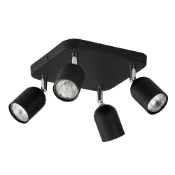 Lampa sufitowa Top Black...