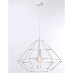 Lampa Druciana DIAMENT nr 3193