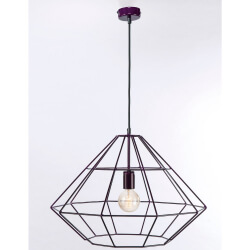 Lampa Druciana DIAMENT nr 3190