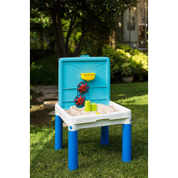 Wielofunkcyjny stolik KETER SAND & WATER ACTIVITY TABLE