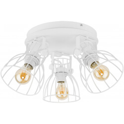 TK Lighting Plafon Alano White