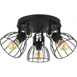 Plafon Alano Black TK Lighting