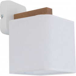 Kinkiet Tora White TK Lighting